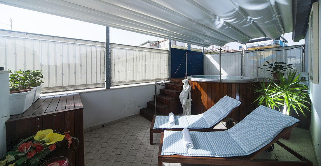 Hotel e pensioni a rimini riviera romagnola piccoli for Piccoli piani di costruzione dell hotel